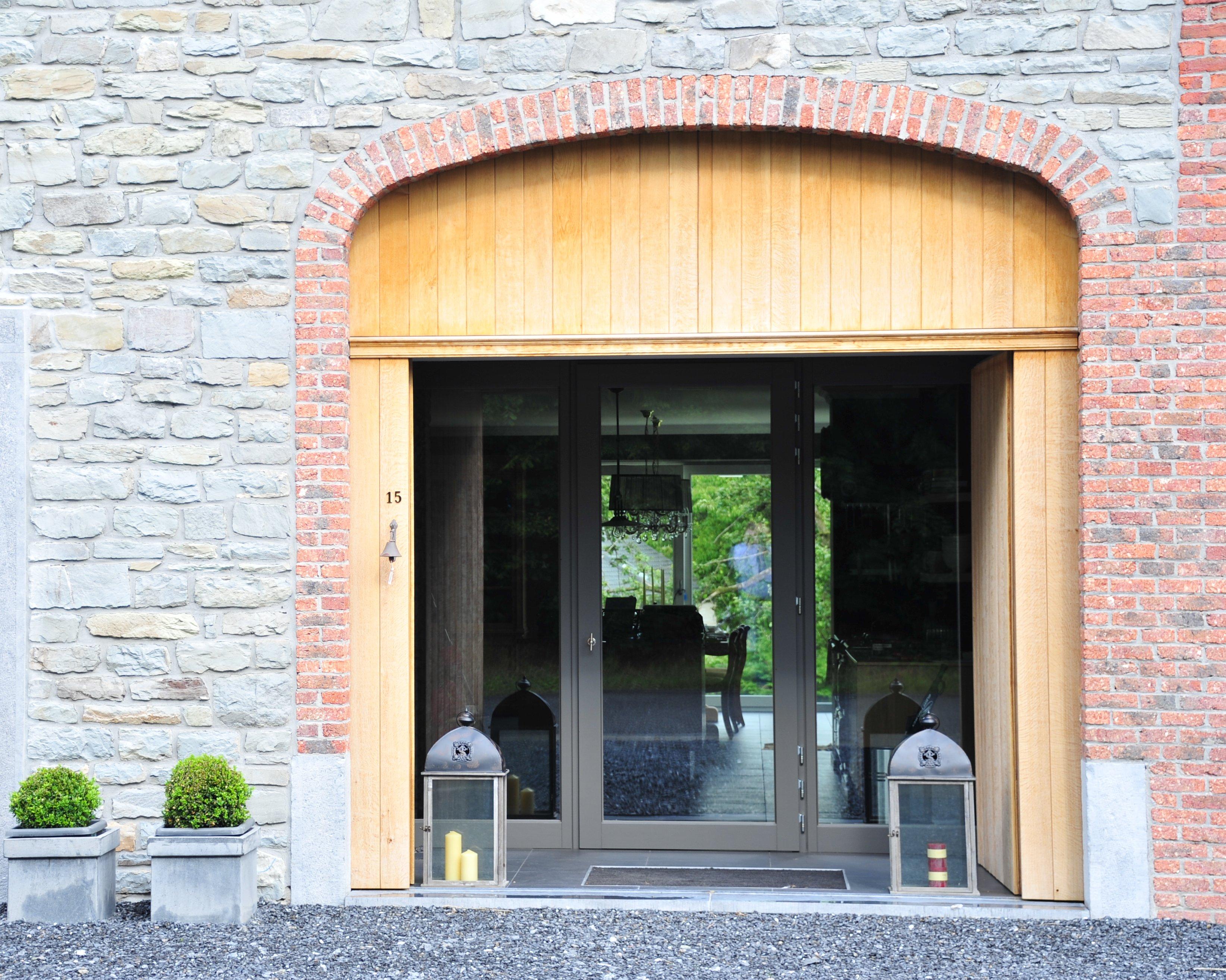 Bij Aux 4 Saisons staat de poort altijd open ... kom binnen